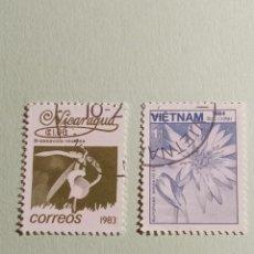 Timbres: SELLOS TEMÁTICO - FLORA- B1. Lote 270183208