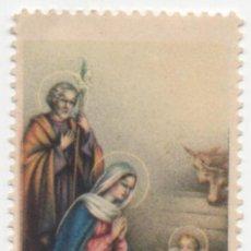 Sellos: PORTUGAL VIÑETA NAVIDAD PESEBRE * CHRISTMAS NATIVITY SCENE OLD CINDERELLA. Lote 278367078