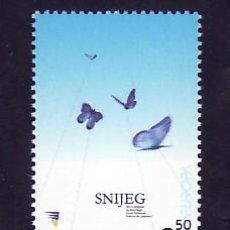 Sellos: BOSNIA-HERZEGOVINA 397 SIN CHARNELA, TEMA EUROPA 2003, EL ARTE DEL CARTEL, MARIPOSA, . Lote 11142908