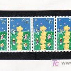 Sellos: BOSNIA-HERZEGOVINA 320 CARNET SIN CHARNELA, TEMA EUROPA 2000. Lote 11142920
