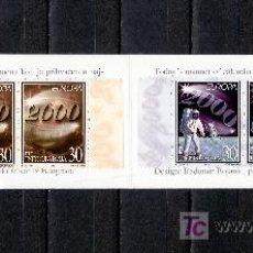 Sellos: YUGOSLAVIA 2822/3 CARNET SIN CHARNELA, TEMA EUROPA, ESPACIO. Lote 17633718