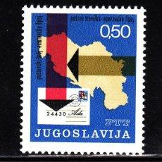 Sellos: YUGOSLAVIA 1333** - AÑO 1972 - CÓDIGO POSTAL. Lote 43047461