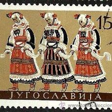 Sellos: YUGOSLAVIA 1957- YV 0731. Lote 51775577