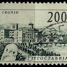 Sellos: YUGOSLAVIA 1961- YV 0864. Lote 51775834