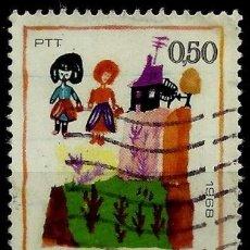 Sellos: YUGOSLAVIA 1968- YV 1197. Lote 51777736