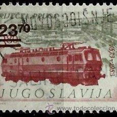 Sellos: YUGOSLAVIA 1983- YV 1865. Lote 51778627