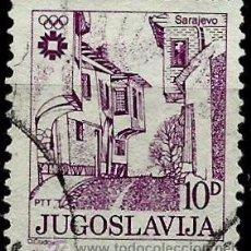 Sellos: YUGOSLAVIA 1983- YV 1881. Lote 51778697