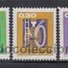 Sellos: YUGOSLAVIA 1136/38** - AÑO 1967 - AÑO NUEVO. Lote 53292701