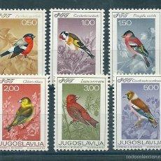 Sellos: YUGOSLAVIA Nº 1177/82 (YVERT). AÑO 1968.. Lote 58136538