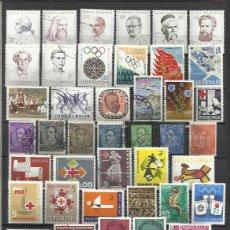 Sellos: G410-LOTE SELLOS JUGOSLAVIA SIN TASAR,BONITOS,INTERESANTES,ANTIGUOS Y MODERNOS. YUGOSLAVIA. Lote 124902811