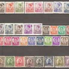 Timbres: LOTE YUGOSLAVIA Y REINO DE SERBIA,CROACIA Y ESLOVENIA. AÑOS 1921,1935 Y 1939.. Lote 125396179