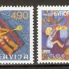 Sellos: YUGOSLAVIA.1977. YT 1583/84. JUEGOS / NIÑOS. Lote 156704918