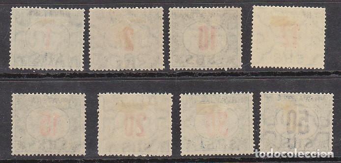 Sellos: T.T.: x 1/7 + 8A : 1919 - Foto 2 - 178662035