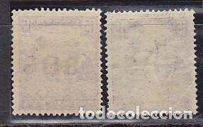 Sellos: x13 y 14 .: 1918/9 - Foto 2 - 178663947