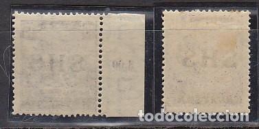 Sellos: x 12/12A/13/ y 14: 1918/9. - Foto 2 - 178664813