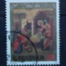 Sellos: YUGOSLAVIA NAVIDAD SELLO USADO USADO. Lote 184096857
