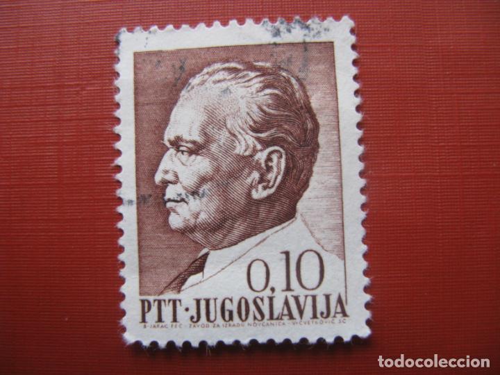 YUGOSLAVIA 1968, MARISCAL TITO, YVERT 1144 (Sellos - Extranjero - Europa - Yugoslavia)