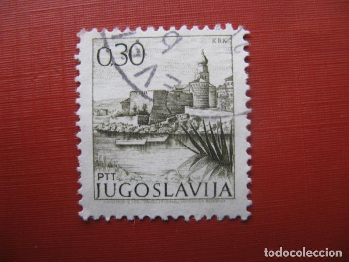 YUGOSLAVIA 1971, TURISMO, YVERT 1313 (Sellos - Extranjero - Europa - Yugoslavia)