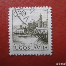 Sellos: YUGOSLAVIA 1971, TURISMO, YVERT 1313. Lote 191633448
