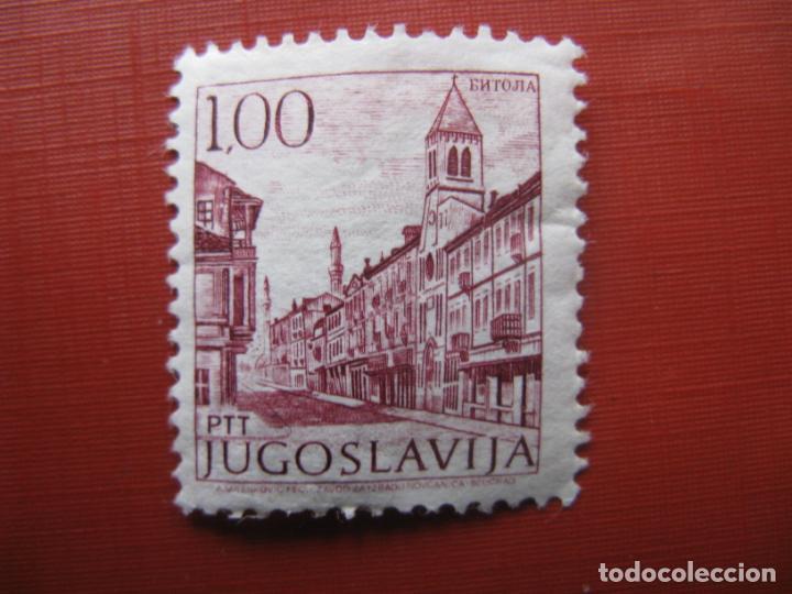 YUGOSLAVIA 1971, TURISMO, YVERT 1316 (Sellos - Extranjero - Europa - Yugoslavia)