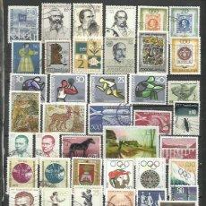 Sellos: R188-LOTE SELLOS JUGOSLAVIA SIN TASAR,BONITOS,INTERESANTES,ANTIGUOS Y MODERNOS. SERIE MOSAICOS ROMAN. Lote 194710968