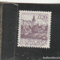 Sellos: YUGOSLAVIA 1972 - YVERT NRO. 1352 - USADO. Lote 203272796