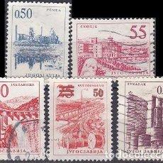 Sellos: LOTE DE SELLOS - YUGOSLAVIA - (AHORRA EN PORTES, COMPRA MAS). Lote 221506761
