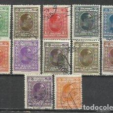Sellos: 020B-YUGOSLAVIA JUGOSLAVIA SELLOS 1926 Nº170/81 SERIE COMPLETA,SELLOS CLASICOS VENDO SELLOS DE MUCH. Lote 241273505
