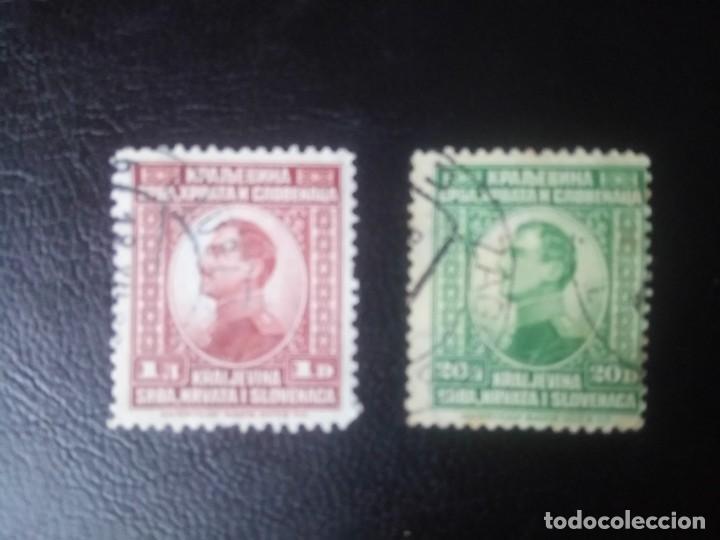 YUGOSLAVIA 1923, REY ALEJANDRO (Sellos - Extranjero - Europa - Yugoslavia)