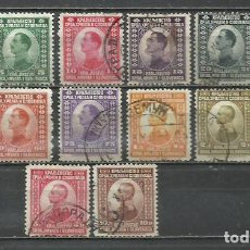 Sellos: R4B- YUGOSLAVIA JUGOSLAVIA SELLOS 1921 Nº 129/42 SERIE COMPLETA,SELLOS CLASICOS. REALEZA.. Lote 253065355