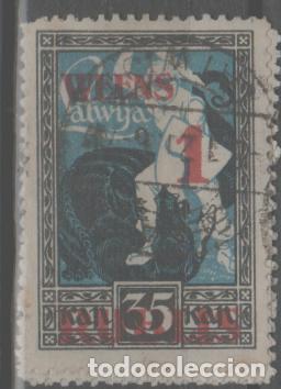 LOTE U-SELLO LETTONIA AÑO 1920-21 (Sellos - Extranjero - Europa - Yugoslavia)