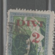 Sellos: LOTE U-SELLO LETTONIA AÑO 1920-21. Lote 256147480