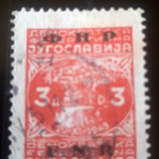 Sellos: YUGOSLAVIA 1949 -USADO. Lote 273512903