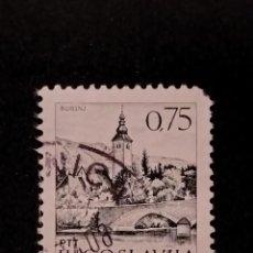 Timbres: SELLO DE YUGOSLAVIA - Ñ 74. Lote 288739133