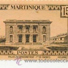 Sellos: 2MARTINICA-138. MARTINICA. YVERT Nº 138. PALACIO DEL GOBIERNO. Lote 8580983