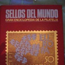 Sellos: COLECCIÓN SELLOS DE MUNDO TOMO EUROPA. Lote 27462144