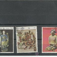 Sellos: SELLOS. PANAMA. JUEGOS OLIMPICOS. LOTE . 3 SELLOS. MESICO 1968.. Lote 19038927