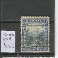 Sellos: SELLOS.ANTIGUOS. JAMAICA.NUMERO 114. . Lote 21628524