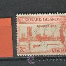 Sellos: SELLOS. PAISES RAROS. ANTIGUOS. CLASICOS. LEEWARD ISLANDS.. Lote 21773101