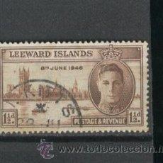 Sellos: SELLOS.ANTIGUOS. PAISES RAROS. DIFICILES. LEEWARD ISLANDS.. Lote 21773797