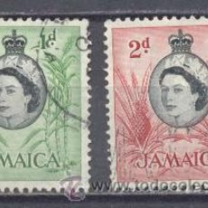 Sellos: JAMAICA, 1956. Lote 22813733