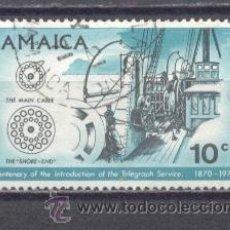 Sellos: JAMAICA, 1970. Lote 22814782