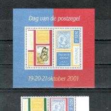 Sellos: SURINAM 1603/4, HB 89 SIN CHARNELA, DIA DEL SELLO, . Lote 24163068