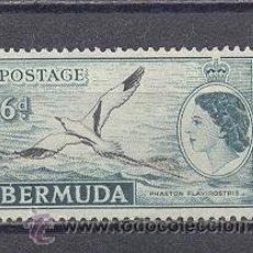 Sellos: BERMUDAS, USADO. Lote 25318330