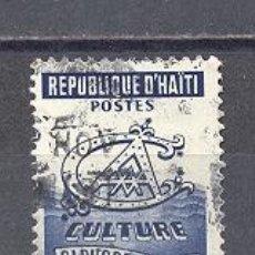 Sellos: HAITI, SELLO USADO. Lote 25558919