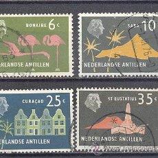 Sellos: ANTILLAS HOLANDESAS , USADO. Lote 26667657