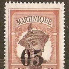 Sellos: MARTINICA COLONIA FRANCESA NUEVO YVERT NUM. 83. Lote 28987305