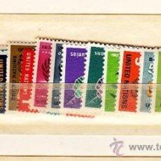 Sellos: NN.UU. NUEVA YORK 133/47 SIN CHARNELA, AÑO 1965 VALOR CAT 8.50 EUROS +. Lote 32587124