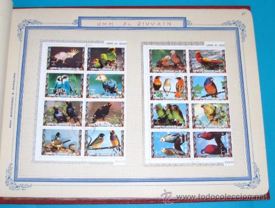 Sellos: ALBUM DE SELLOS DE AJMAN, DUBAI, FRUJEIRA, VIETNAM - Foto 22 - 36536651