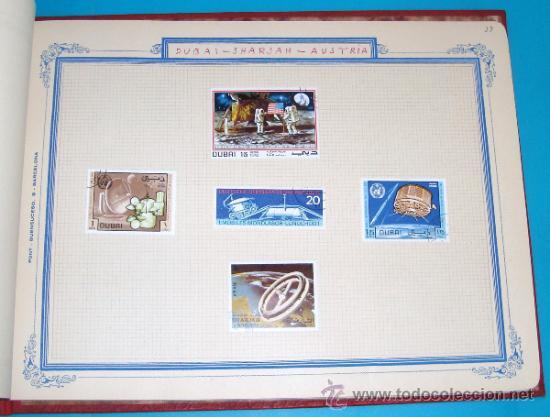 Sellos: ALBUM DE SELLOS DE AJMAN, DUBAI, FRUJEIRA, VIETNAM - Foto 38 - 36536651